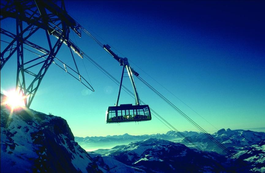 Glacier 3000, High Level Experience & Montreux Private Tour