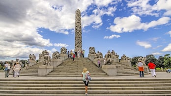 The Ultimate Study of the Human Form at Vigeland's Sculpture