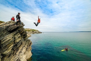 Newquay Coasteering Adventure