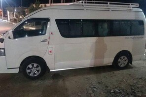 PrivateTransfer from Sharm El Sheikh Airport to Dahab ( group of (1-4 )