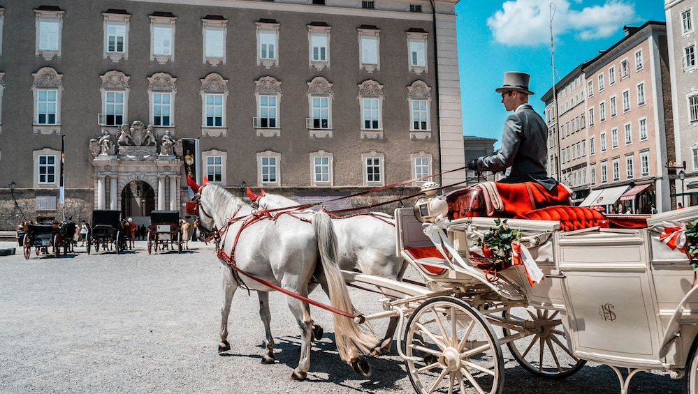 Show item 1 of 7. Discover Salzburg in 60 minutes with a Local