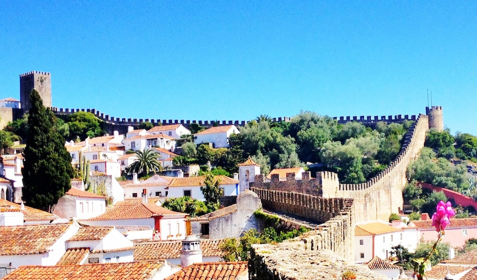 Show item 1 of 10. Óbidos The Wonder Of The West