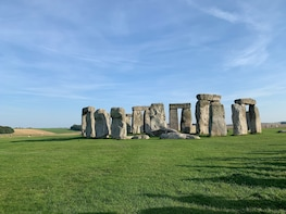 Post Cruise Tour Southampton to London via Stonehenge