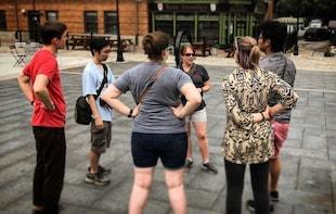 Richmond's Revolutionary Spirit Walking Historic Tour