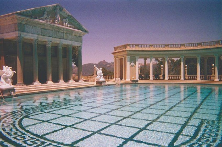 Show item 3 of 15. Hearst Castle Tour with pickup from Cambria, CA *