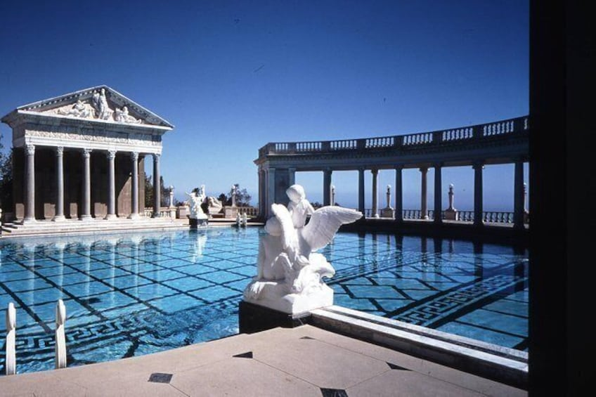 Show item 4 of 15. Hearst Castle Tour with pickup from Cambria, CA *