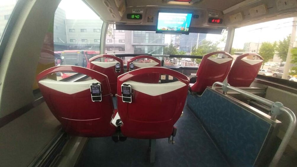 Show item 3 of 7. Daegu Hop on Hop off City Tour Bus Discount Ticket