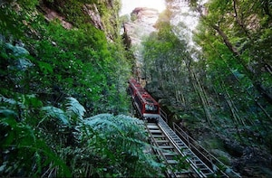 Blue Mountains Scenic World Ticket