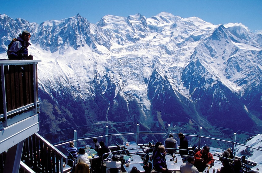 Chamonix & MontBlanc Private tour with Driver guide
