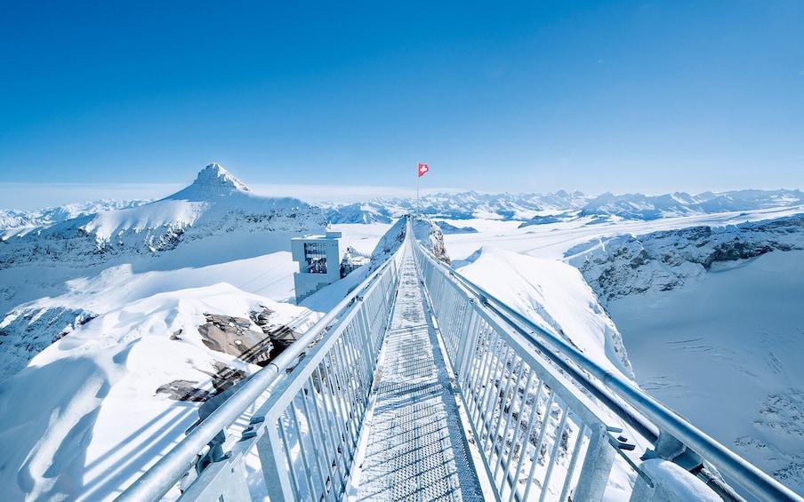 Glacier 3000 , Montreux Private Tour with Driver guide
