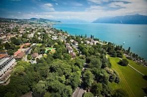 Lausanne, Vevey, Montreux, Chillon Castle Private Day Tour