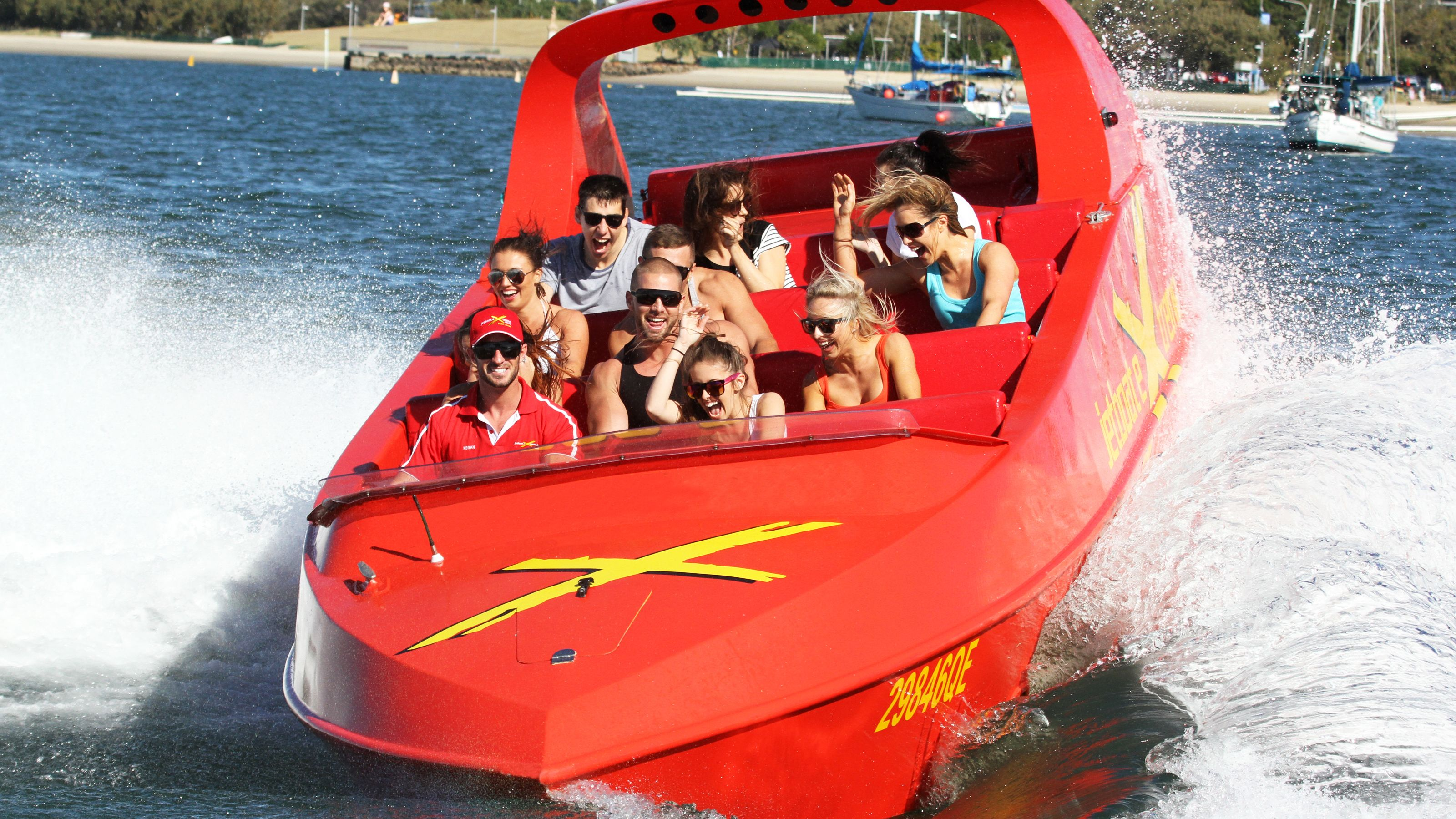 Jet Boat Ride & Helicopter Tour