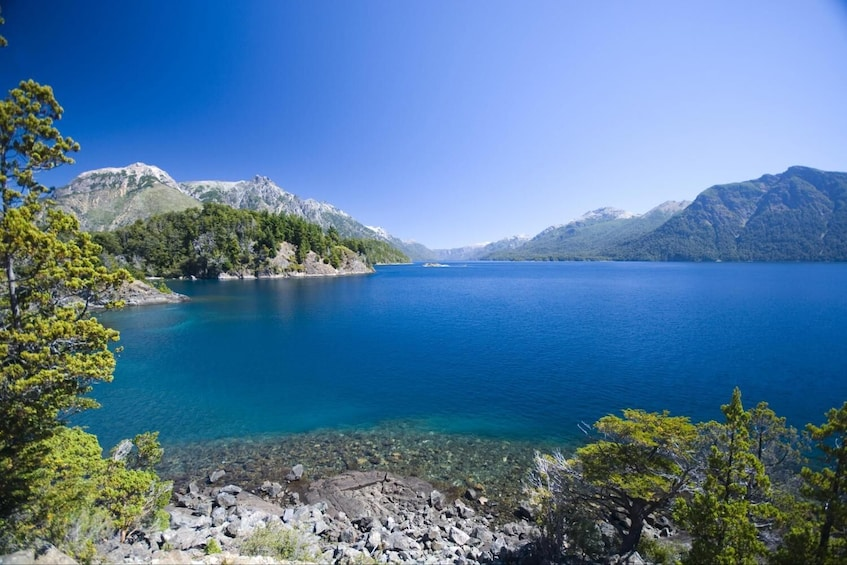 Show item 1 of 4. San Martin de los Andes by The 7 Lakes Route