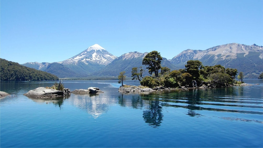 Show item 4 of 4. San Martin de los Andes by The 7 Lakes Route