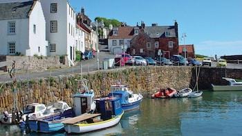 Excursion d'une journée à Saint Andrews et aux villages de pêcheurs du Fife...