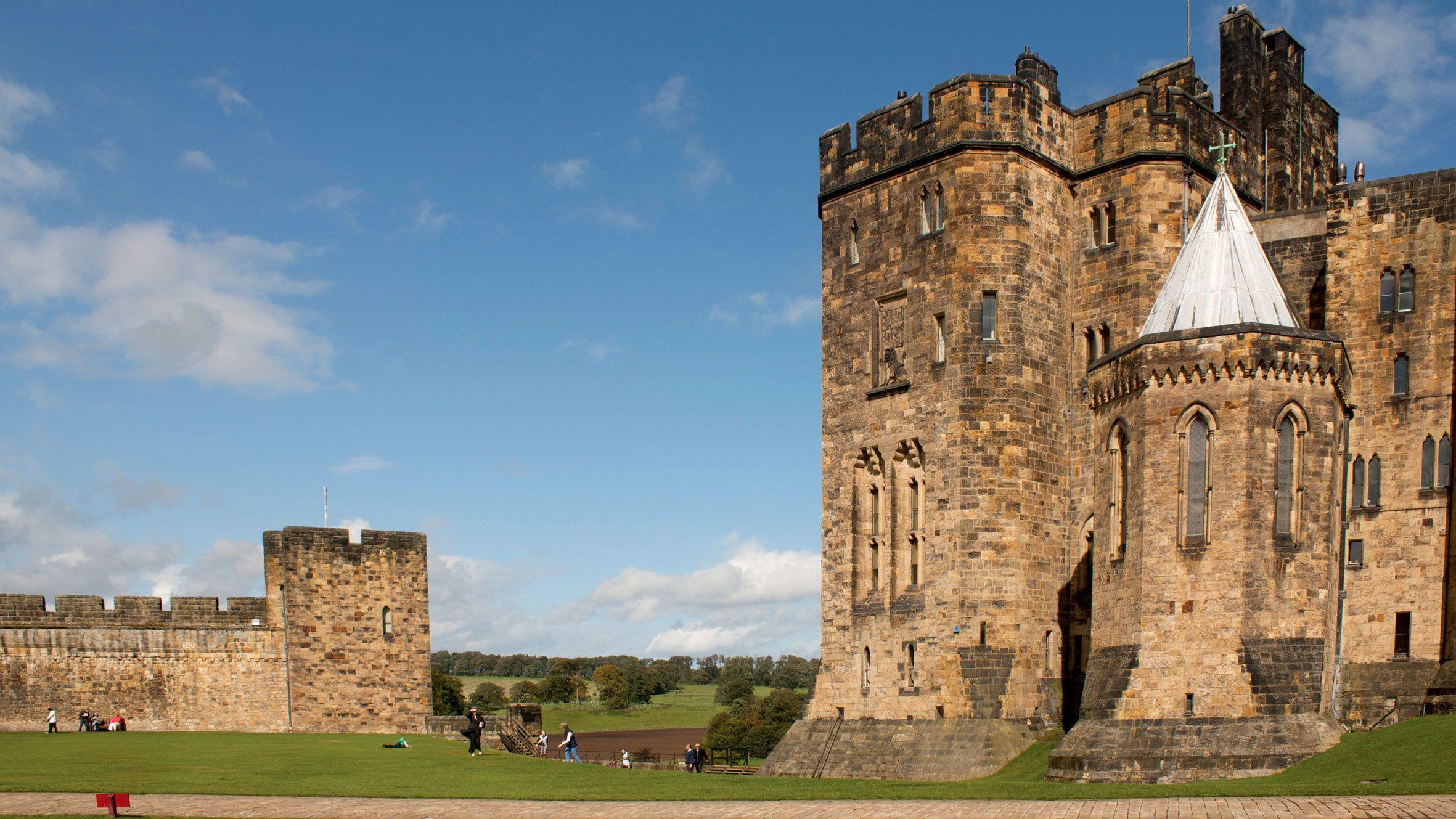 castle in edinburgh