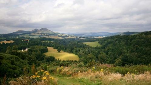 Countryside in Edinburgh