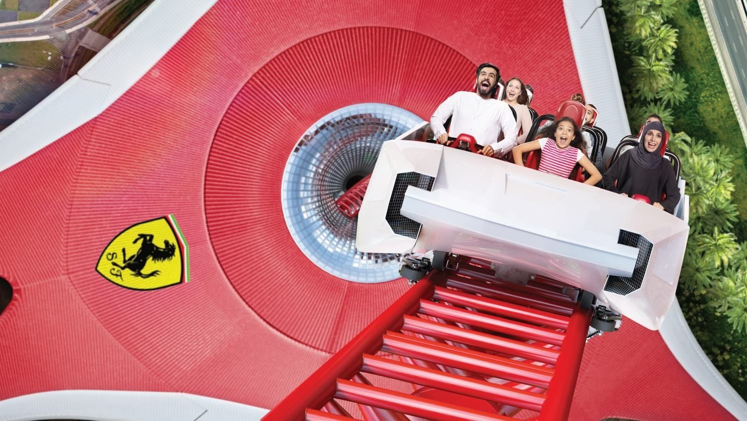 Tickets Für Ferrari World Mit Transfers Ab Dubai