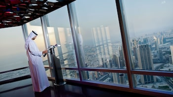 Burj Khalifa SKY Lounge Ticket to the 148th Floor