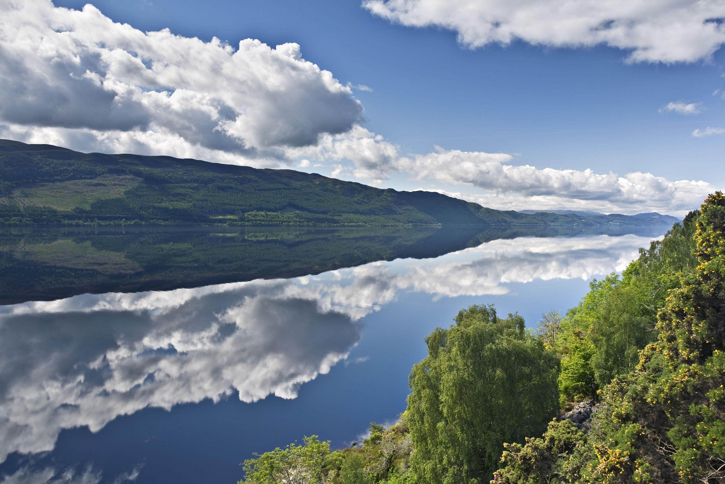 Visita guiada de 1 día al Lago Ness con almuerzo