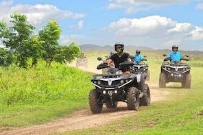 Atv Single Adventure Hacienda Campo Rico