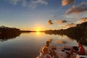 Sunset and Bio Bay La Parguera