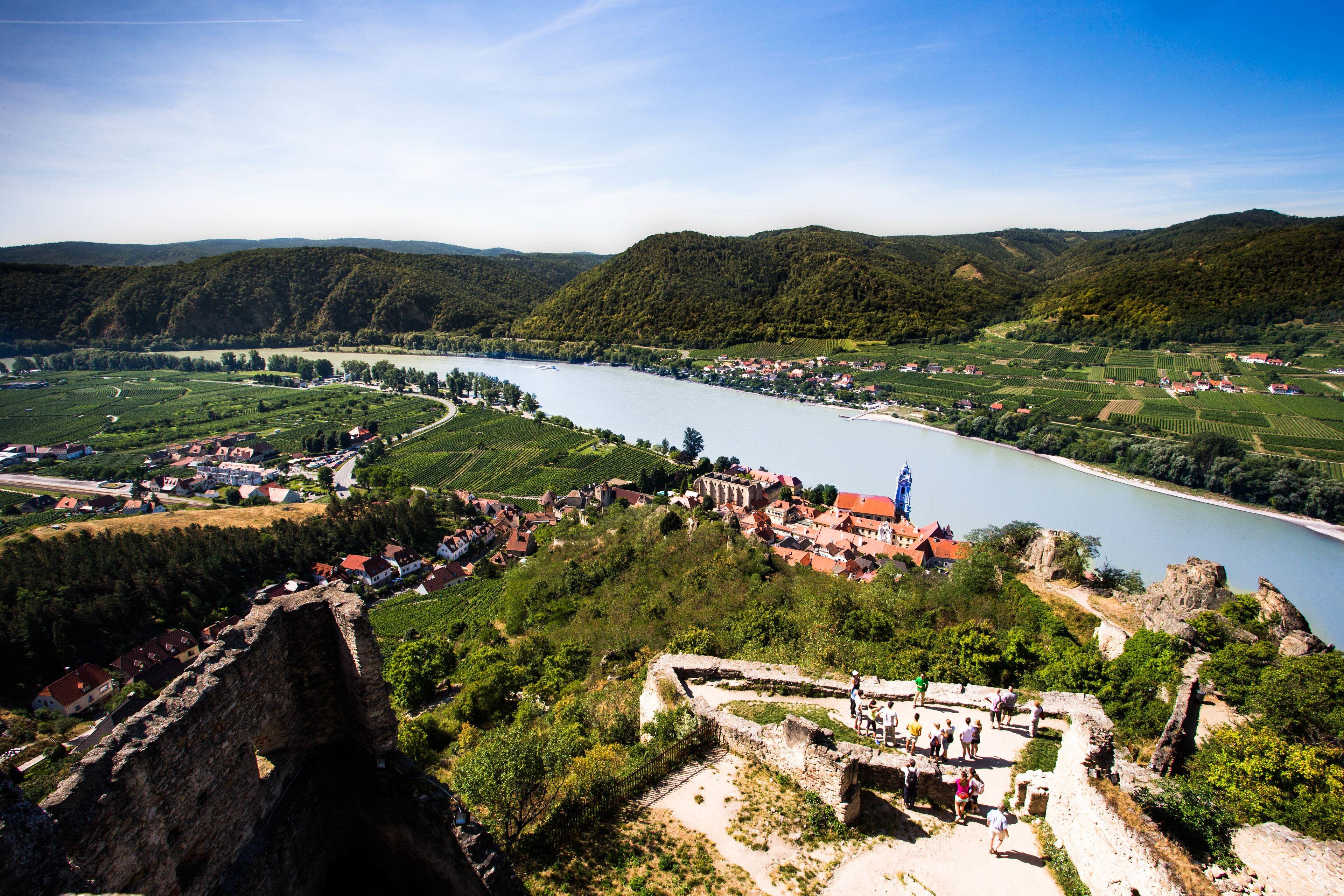Verborgene Wachau: Tour mit Weinverkostung in kleiner Gruppe