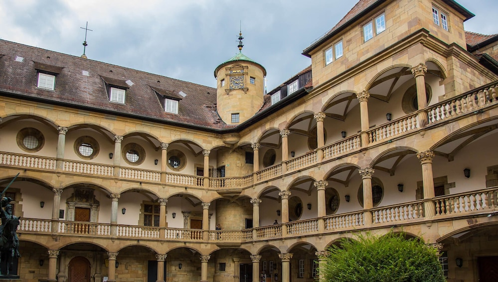 Show item 3 of 6. Historical Walk of Stuttgart with a Local