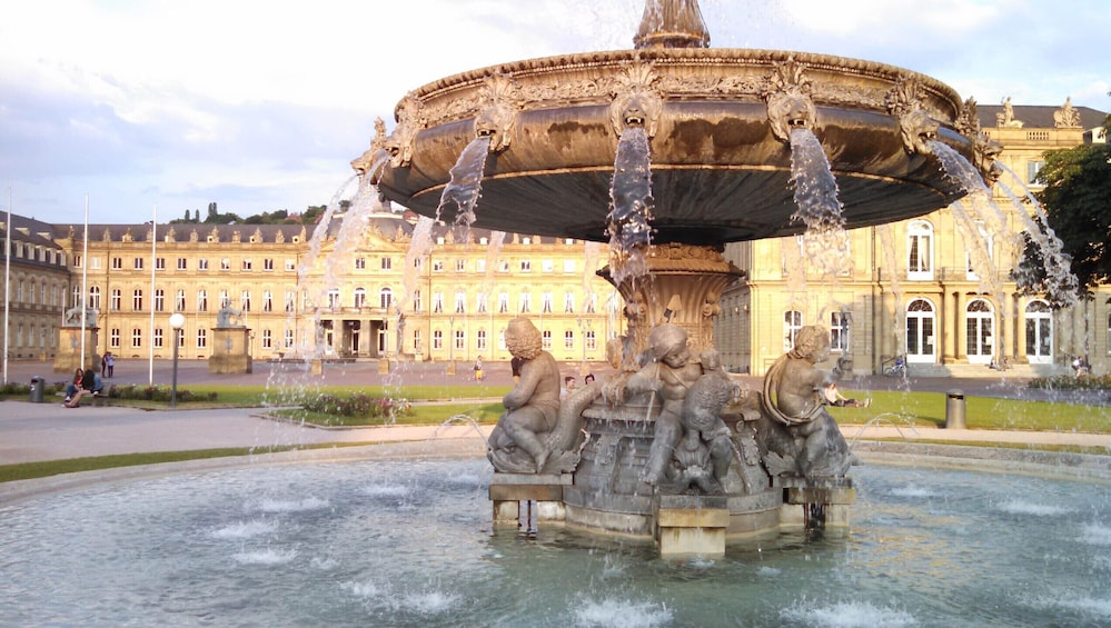 Show item 4 of 6. Historical Walk of Stuttgart with a Local