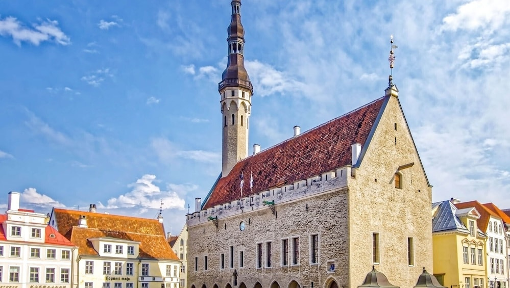 Show item 4 of 8. Historical Walk of Tallinn with a Local