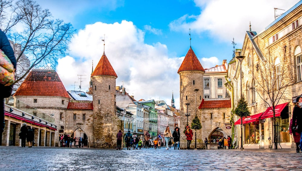 Show item 1 of 8. Historical Walk of Tallinn with a Local