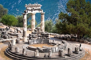 Delphi All Day Tour