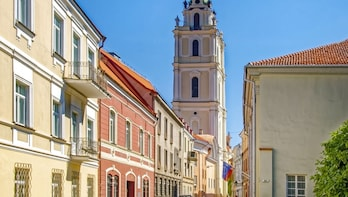 Discover Vilnius in 60 Minutes with a Local
