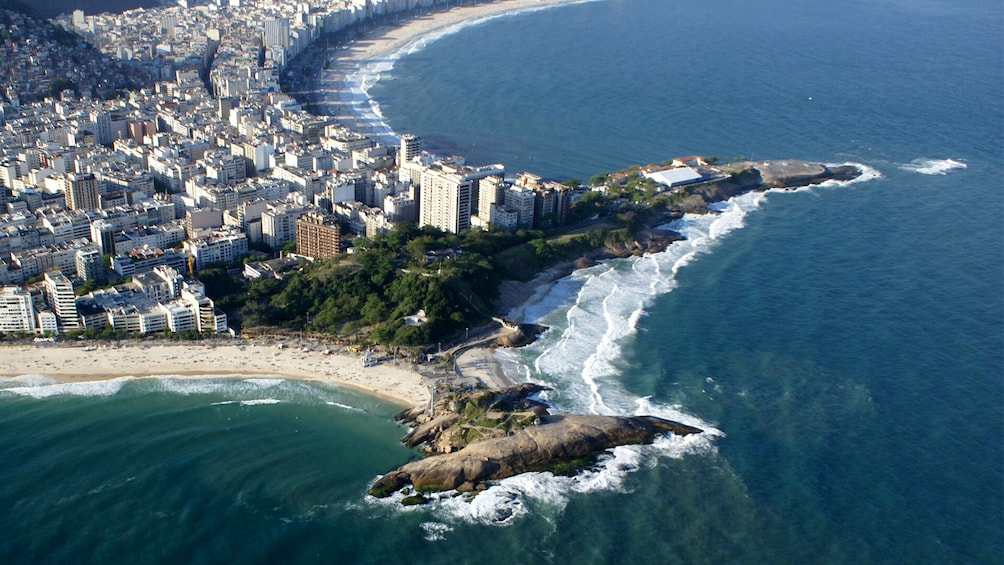 Rio by Air Helicopter Tour from the Lagoon