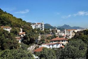Spaziergang durch Santa Teresa und zur Selarón-Treppe