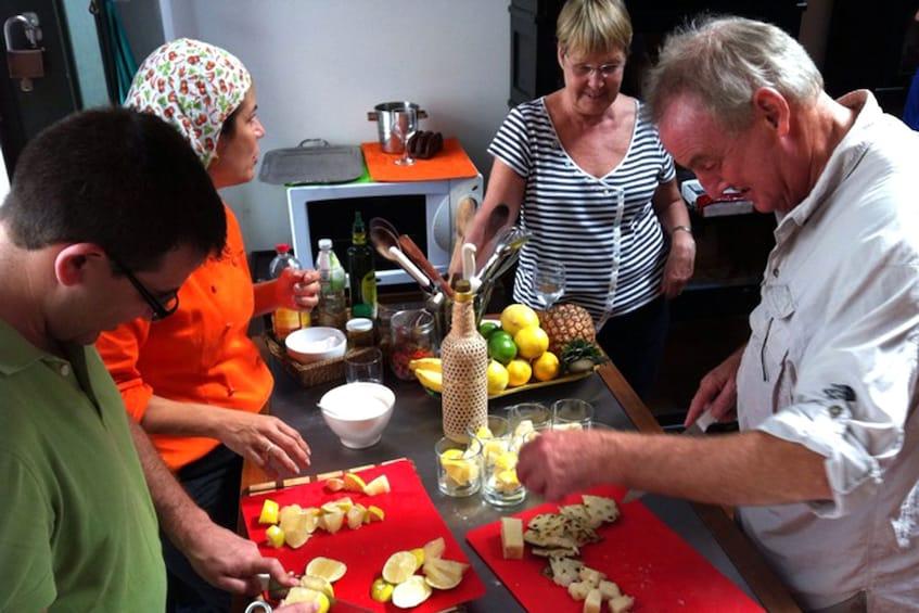 Brazilian Cooking Class