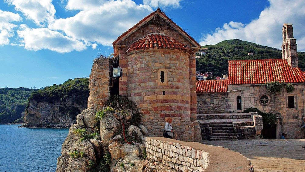 Old stone structure at Montenegro