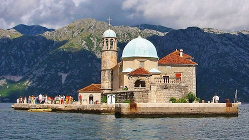 Our Lady of the Rock in Montenegro
