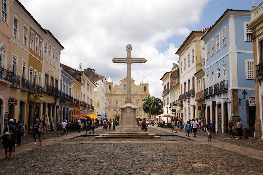 Historical City Tour of Pelourinho