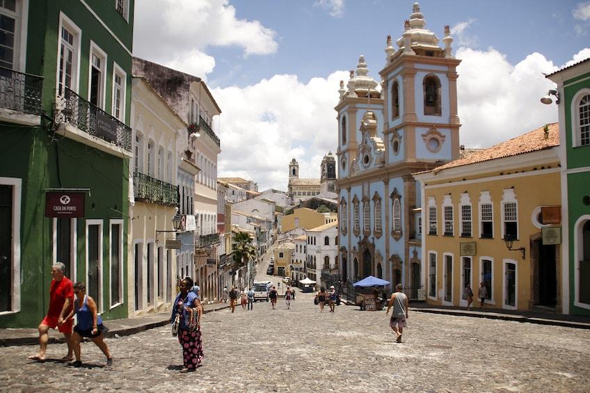 Carregar foto 1 de 10. Historical City Tour of Pelourinho