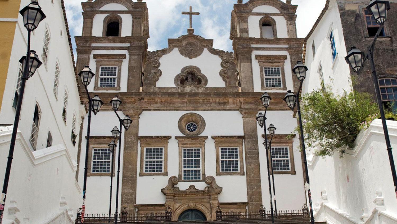 Panoramic Tour of Salvador