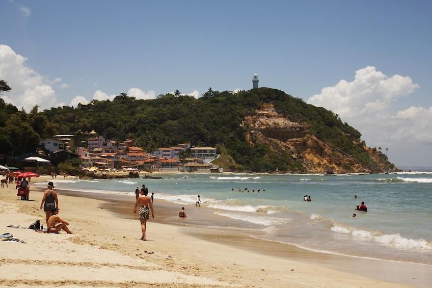 Carregar foto 1 de 10. Morro de São Paulo Beach Tour