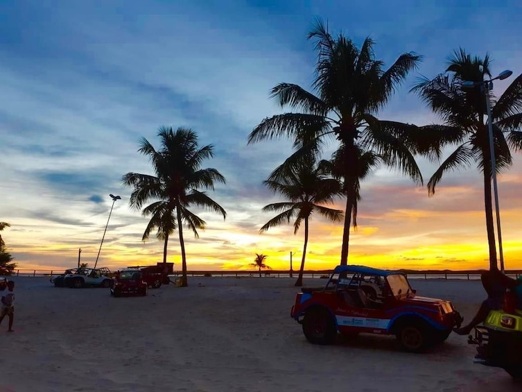 Mangue Seco Day Trip: Boat Ride, Sand Dunes and Swimming