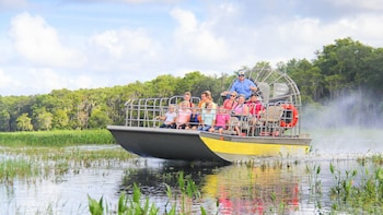 Wild Florida Airboat Ride - 30 Minutes