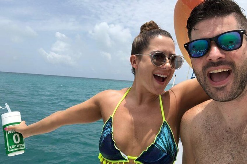 Show item 1 of 8. Sunset Booze Cruise Key West Private Charter- Price includes up to 6 people