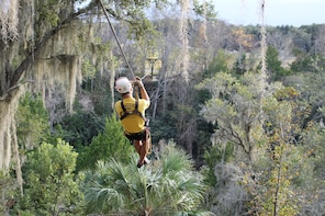 Sky High Zip Line Tour