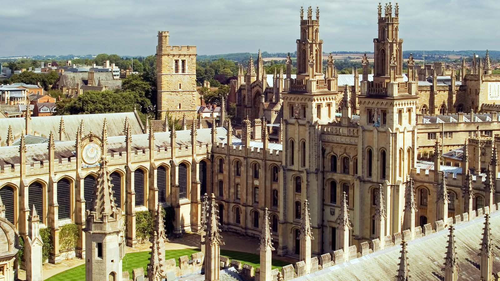 Oxford University in London