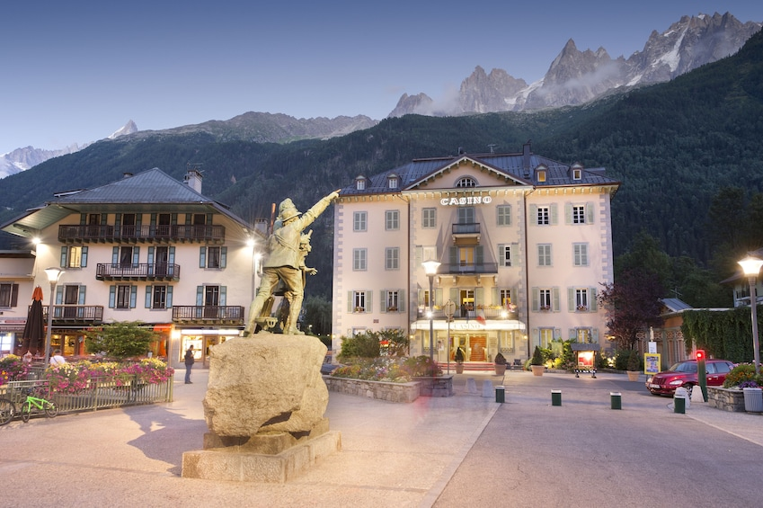 Show item 5 of 10. Chamonix & Mont Blanc Private Day Tour