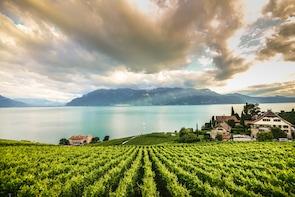 Swiss riviera Private tour:Vevey, Chaplin, Montreux, Chillon