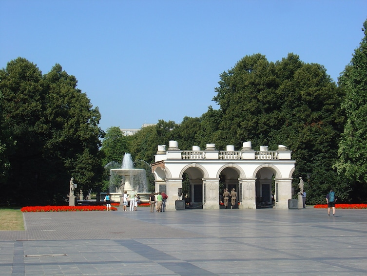 Full-Day Warsaw City Tour with private guide & transport